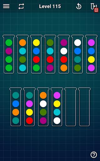 Ball Sort Puzzle - Color Sorting Games 1.5.8 screenshots 23