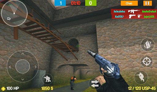 FPS Strike 3D: Free Online Shooting Game 17.1.2 screenshots 8