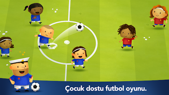 Fiete Soccer ocuklar i in Futbol Apk 2021 2