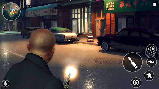 Free City Mafia Gangster Games – Open World Crime Games 2