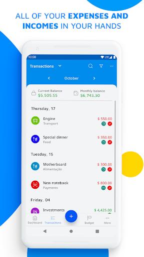 Mobills Budget Planner and Track your Finances apktram screenshots 3