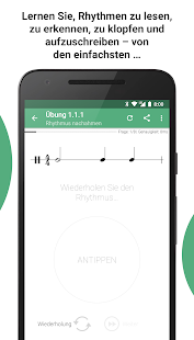 Complete Rhythm Trainer Screenshot