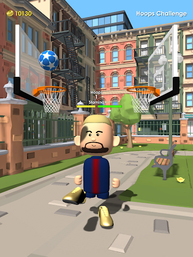 The Real Juggle - Pro Freestyle Soccer 1.3.12 Screenshots 9