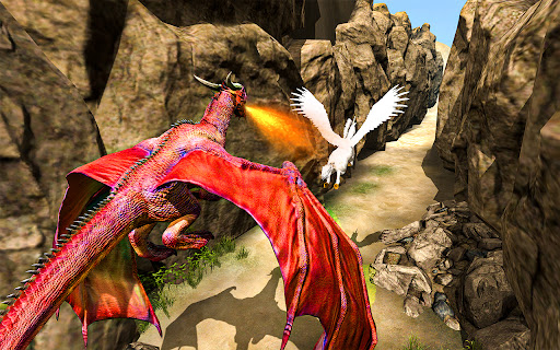 Flying Horse Simulator 2021 – Baby Unicorn Games androidhappy screenshots 2