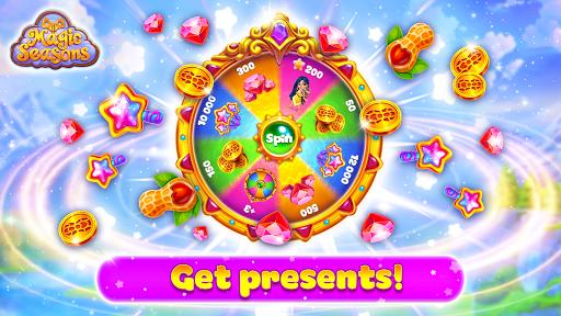 Magic Seasons - build and craft game 1.0.5 screenshots 8