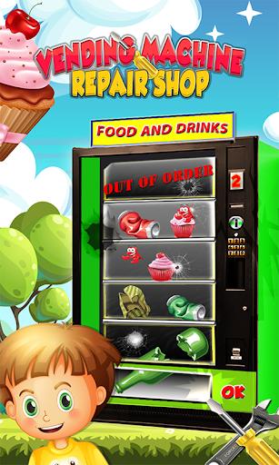 Vending Machine Repair  screenshots 1