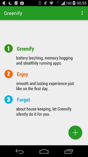 Greenify (Donation Package)  screenshots 1