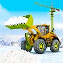 Snow Excavator Simulator :City Construction Games