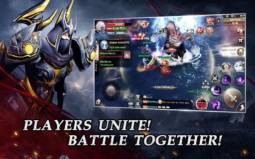 Rebirth of Chaos: Eternal saga  screenshots 4