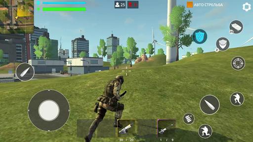 Battle Royale Fire Force Free: Online & Offline 2.3.0 screenshots 3