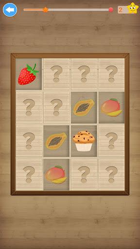 Preschool game for toddlers - Memory skills  screenshots 3