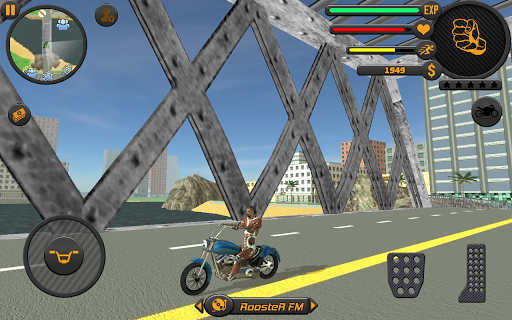 Rope Hero 3 2.2 screenshots 1