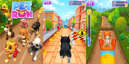 Pet Run - Puppy Dog Game  screenshots 7