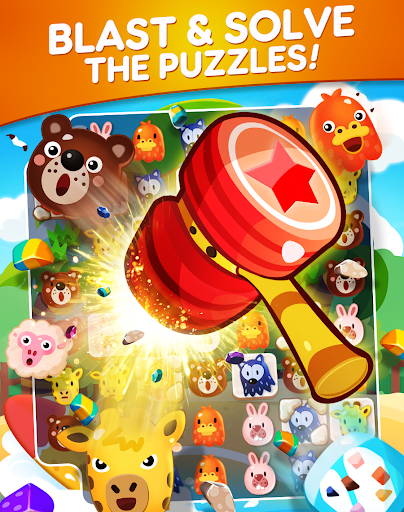 POKOPOKO The Match 3 Puzzle screenshots 14