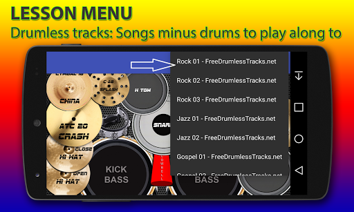 Drum kit 4.5.0218 screenshots 2