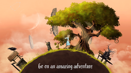 Lucid Dream Adventure - Story Point & Click Game  screenshots 2