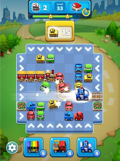 Traffic Jam Cars Puzzle screenshots 14
