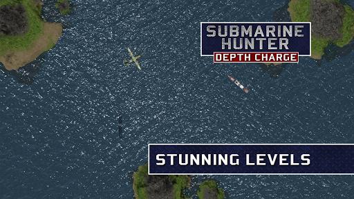 Submarine Hunter Depth Charge screenshots 4
