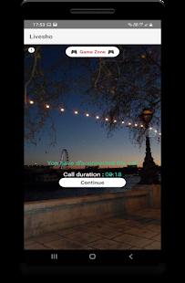 Livesho - Live Random Video Chat 1.0.29 Screenshots 3
