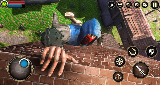 Ninja Assassin Samurai 2020: Creed Fighting Games 2.0 screenshots 5