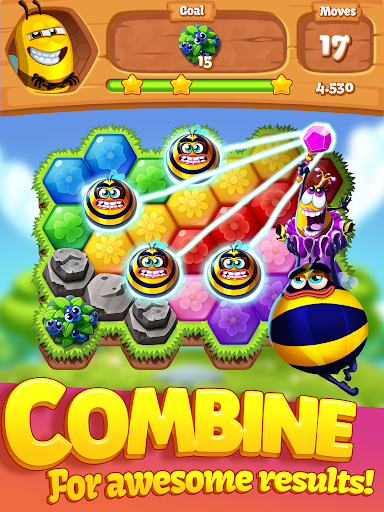 Bee Brilliant Blast 1.33.0 screenshots 13