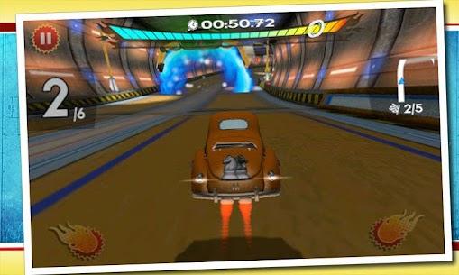 Retro Future Racing Mod Apk 1.0.3 (A Lot of Money) 3