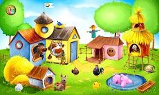 Animal Farm for Kids. Toddler games.のおすすめ画像4