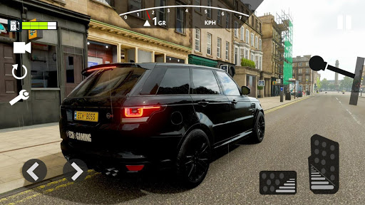 Crazy Car Driving & City Stunts: Rover Sport 1.12 Screenshots 3