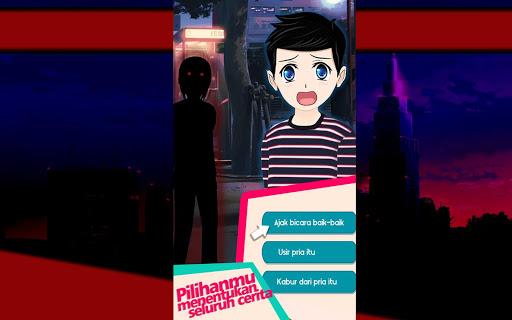 Kode Keras Anak Indigo - Visual Novel Indonesia 1.51 Screenshots 8