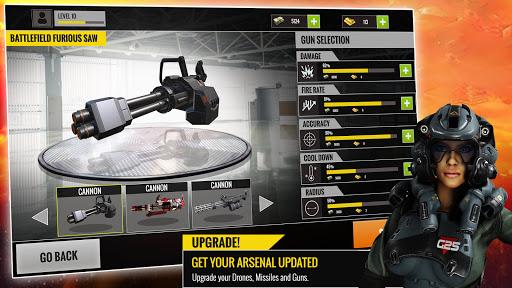 Télécharger Drone Air Strike 2021 - 3D Assault Shooting Games APK MOD (Astuce) screenshots 1