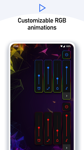 Volume Styles - Customize your Volume Panel Slider 4.1.3 Screenshots 6