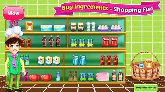 Baking Cupcakes - Cooking Game screenshots 2
