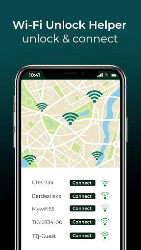 WiFi Unlock Helper screen 2