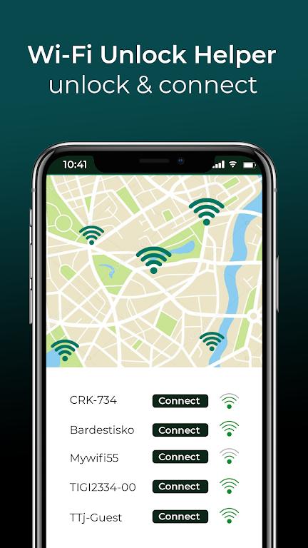 WiFi Unlock Helper poster 2