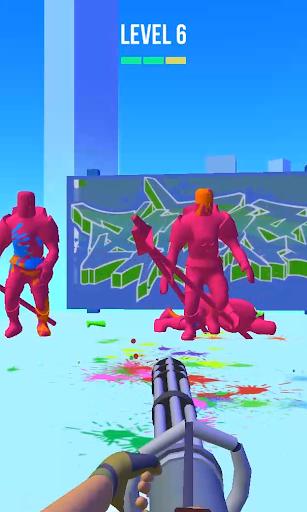 Paintball Shoot 3D - Knock Them All 0.0.1 screenshots 2