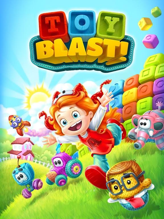 Toy Blast poster 15