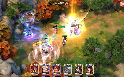 Tu00e2n Minh Chu1ee7 - SohaGame 2.0.8 screenshots 18