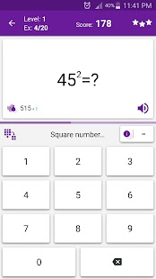 Math Tricks Screenshot