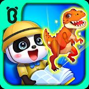 Baby Panda's Dinosaur World