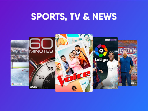 fuboTV: Watch Live Sports, TV Shows, Movies & News Apkfinish screenshots 6