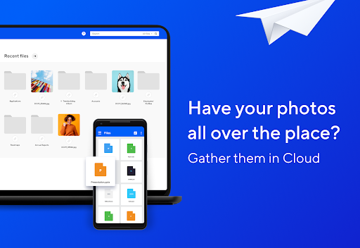 Cloud: Free Photo Storage. Video & Photo Backup apktram screenshots 3