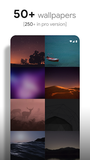 Lines - Icon Pack (Free Version) 3.2.8 Screenshots 4