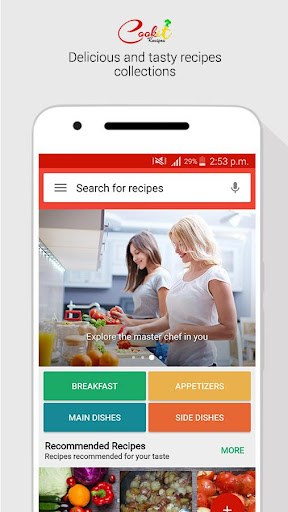 Easy Healthy Recipes for free app 26.5.0 screenshots 1