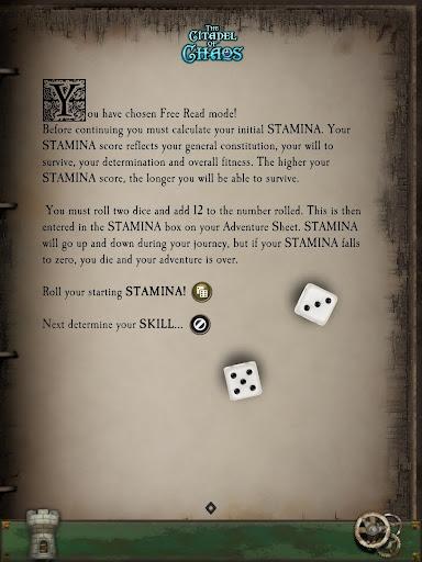 Fighting Fantasy Classics u2013 text based story game apkdebit screenshots 20