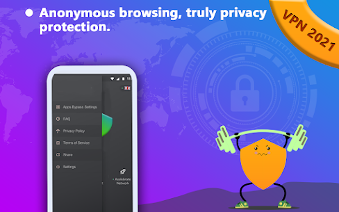 Pro VPN Fast Speed Server: VPN Secure, VPN Proxy For Android 5