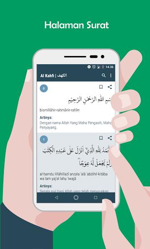 Al Quran Lengkap Latin dan Terjemahan Indonesia android2mod screenshots 5