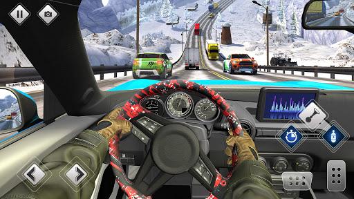 Highway Driving Car Racing Game : Car Games 2020 apktram screenshots 4