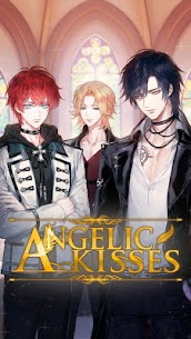 Angelic Kisses Mod Apk: Romance Otome Game (Premium Choices) 9