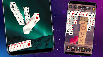 FreeCell Solitaire — classic offline card game