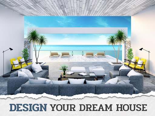 Design My Home Makeover: Words of Dream House Game 2.2 screenshots 1